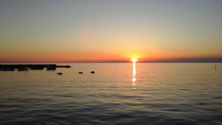 Die 110 km von Istrien
