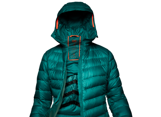 Helly Hansen Womens Odin VEOR Down Jacket
