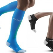 CEP Ultralight Low Cut & Ultralight Pro Compression Socks
