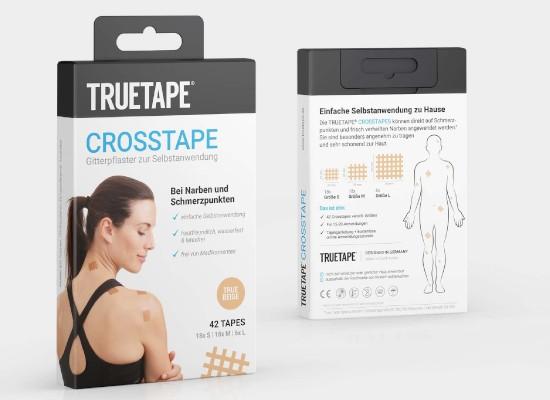 True Tape Cross Tape