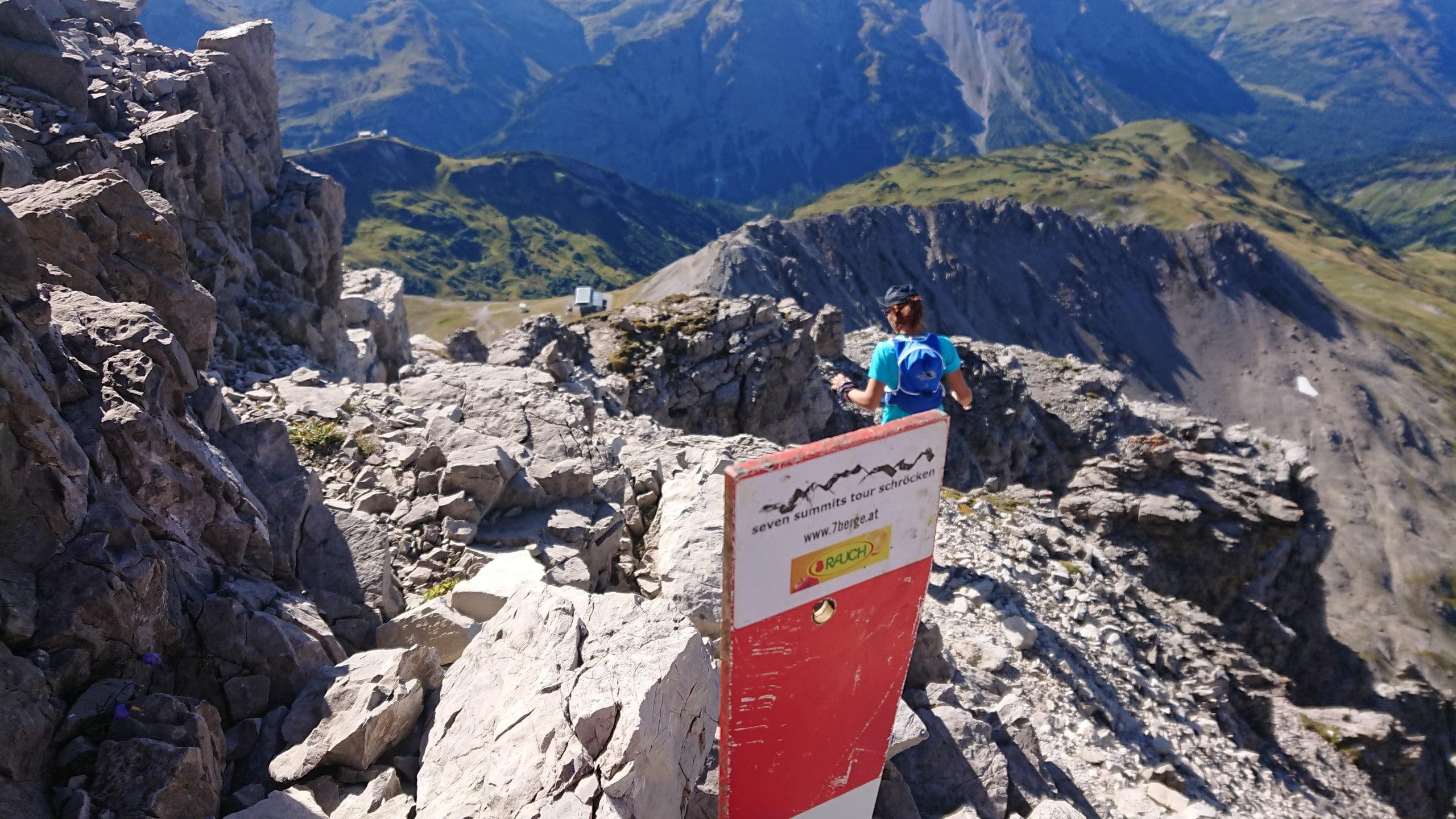 Seven Summits Tour 2019