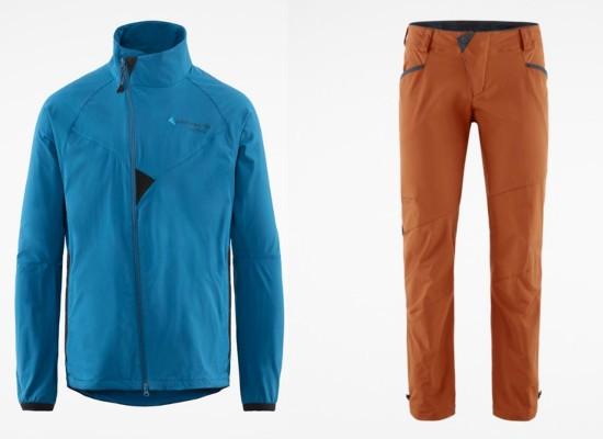 Klättermusen Vanadis Zip Jacket und 2.0 Pants