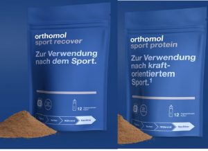 Orthomol Sport Protein & Recover
