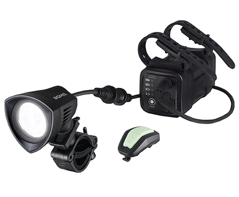Sigma Buster 2000 Helmlampe