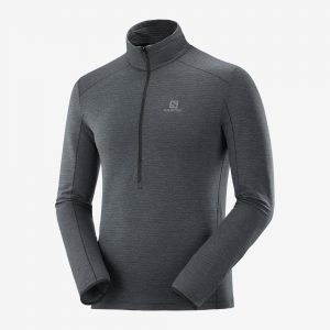 Salomon OUTLINE HALF ZIP MID M