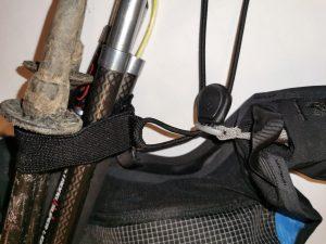 Stockhalterung Black Diamond Z-Pole