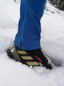 adidas Terrex Free Hiker Cold.Rdy Wanderschuh