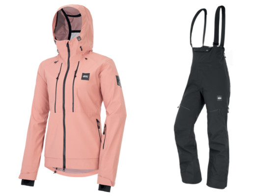 Picture Organic Aeron Jacket und Aeron Bib